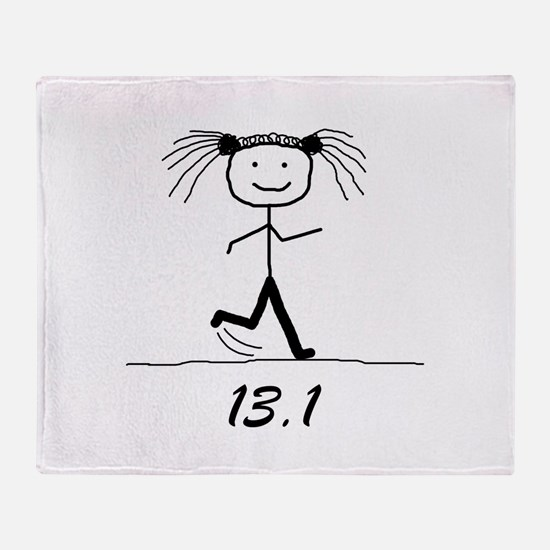 13.1 BLK Throw Blanket