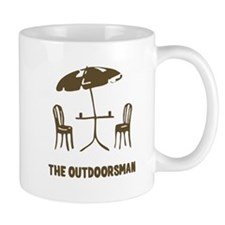 The Outdoorsman Mug