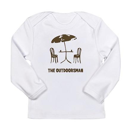 The Outdoorsman Long Sleeve Infant T-Shirt