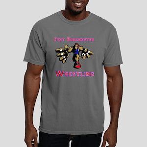Fort Dorchester Wrestlin Mens Comfort Colors Shirt