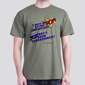 Extra Super Power Dark Dark T-Shirt