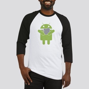 android_nom Baseball Jersey