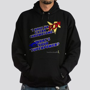 Extra Super Power Hoodie (dark)