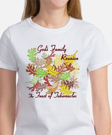 Feast of Tabernacles 2008 Women's T-Shirt