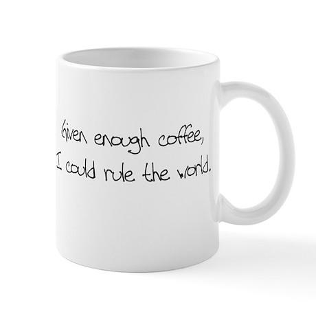 coffee rule Mugs
