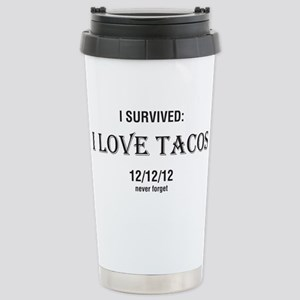 I Love Tacos - The Incident Stainless Steel Travel