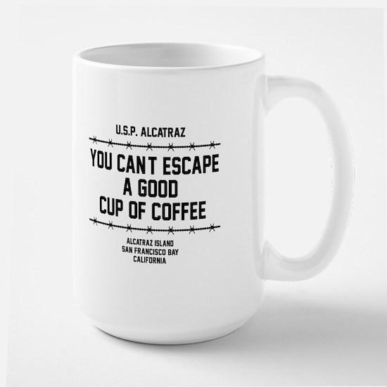 ALCATRAZ COFFEE MUG Large Mug