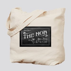 Hunger Games: The Hob, District 12 Chalk Tote Bag