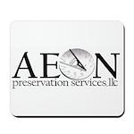 Aeon Logo Mousepad