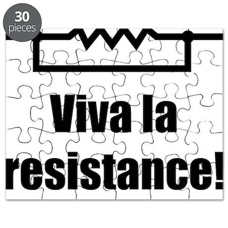 Viva la resistance Puzzle