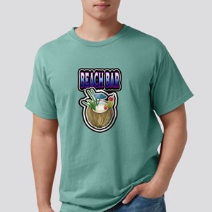Beach Bar Mens Comfort Colors Shirt