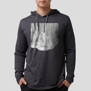 strings Mens Hooded Shirt