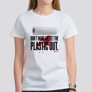 Get The Plastic Out Women's T-Shirt