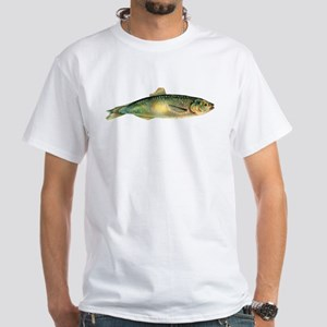 Fish White T-Shirt