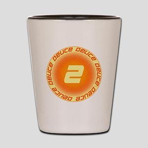 Deuce #2 Shot Glass