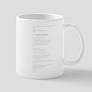 Your the CSS to My HTML Mug