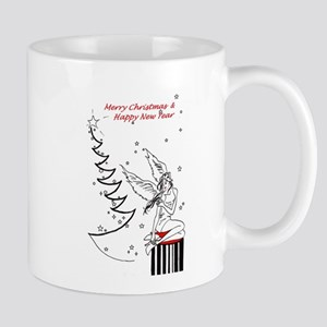 Merry Christmas & Happy New Year Mug