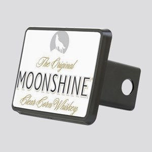 Original Moonshine Rectangular Hitch Cover