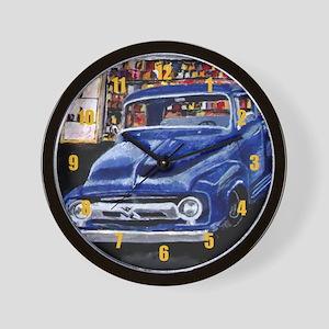 Classic Old Truck Wall Clock
