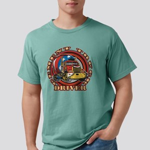 cement-truck-shirt Mens Comfort Colors Shirt