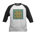 Martini Cocktail Hour Kids Baseball Jersey