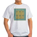 Martini Cocktail Hour Light T-Shirt