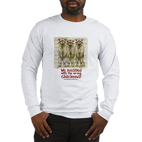 Raccoon Justice Long Sleeve T-Shirt