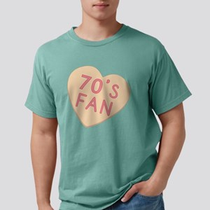 70's FAN Dark Mens Comfort Colors Shirt