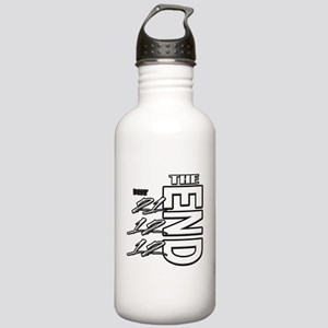 12 12 21 THE END Stainless Water Bottle 1.0L