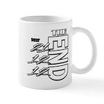 12 12 21 THE END Mug