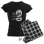 12 12 21 THE END Women's Dark Pajamas