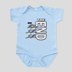 12 12 21 THE END Infant Bodysuit