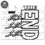 12 12 21 THE END Puzzle