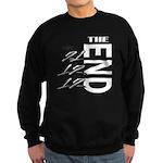 12 12 21 THE END Sweatshirt (dark)