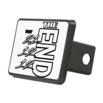 12 12 21 THE END Rectangular Hitch Cover