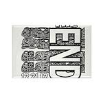 MAYA 2012 Rectangle Magnet (100 pack)