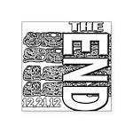 MAYA 2012 Square Sticker 3