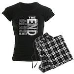 MAYA 2012 Women's Dark Pajamas