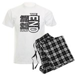 MAYA 2012 Men's Light Pajamas