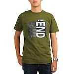 MAYA 2012 Organic Men's T-Shirt (dark)
