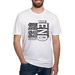 MAYA 2012 Fitted T-Shirt