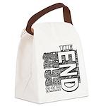 MAYA 2012 Canvas Lunch Bag