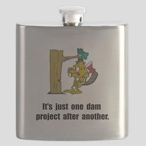 Beaver Dam Flask
