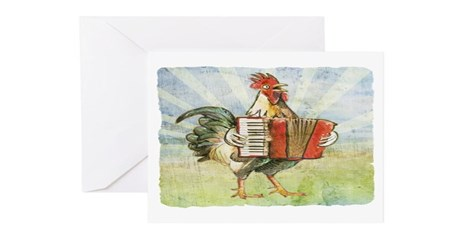 Good Morning! Pack of 10 Greeting Cards