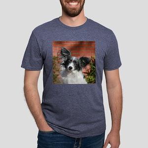 PapillonSmMug Mens Tri-blend T-Shirt