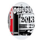 2013 Original Auto Ornament (Oval)