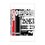 2013 Original Auto Mini Poster Print