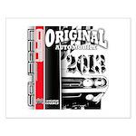 2013 Original Auto Small Poster