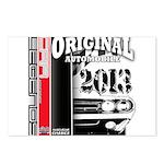 2013 Original Auto Postcards (Package of 8)