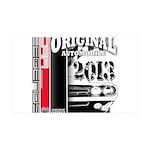 2013 Original Auto 35x21 Wall Decal